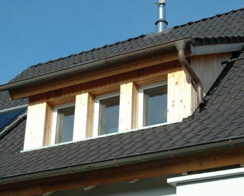 11 – Dachsanierung mit Aufdach-Wärmedämmung - HOLZ & HAUS ...