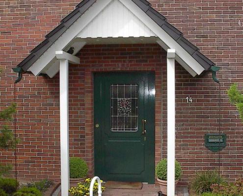 24 – Vordach - HOLZ & HAUS: renovieren, sanieren, umbauen, ausbauen ...